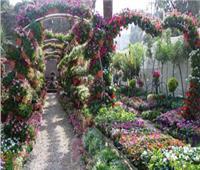 بسبب منخفض التنين..تأجيل الافتتاح الرسمي لمعرض زهور الربيع بحديقة الأورمان