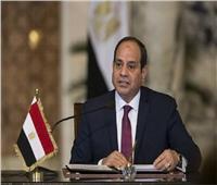 السيسي: المصريون أثبتوا قدرتهم على التعامل مع الاضطرابات الجوية