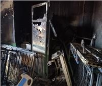حريق بمستشفى خاص بالشرقية دون وقوع ضحايا