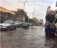 إخلاء 137 أسرة من منازل ريفية تضررت من الأمطار بالإسماعيلية