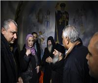 نيابة عن رئيس الوزراء.. «القباج»تزور الزرايب بـ١٥ مايو المتضررة من الطقس السيئ