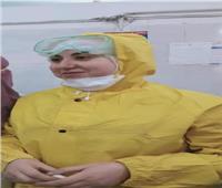 تطوعت لمرافقة مريضة «كورونا».. آية الحديدي في مهمة إنسانية من المنصورة للإسماعيلية