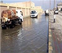 تعرف على أماكن تجمعات المياه بالقاهرة والجيزة والتحويلات المرورية اللازمة