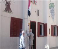 وكيل تعليم أسيوط يتفقد المدارس للاطمئنان على سلامة المباني وإزالة آثار الأمطار