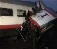 حبس 4 متهمين بواقعة اصطدام قطارين بروض الفرج