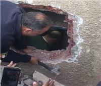 الحماية المدنية بالقاهرة تنقذ شخصًا احتجز داخل مصعد