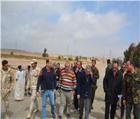 محافظ المنيا يوجه بحصر المنازل المتضررة من الأمطار وتقديم الدعم بالقرى