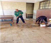تعليم القاهرة: خلية نحل لمواجهة آثار الطقس السيء لاستقبال الطلبة