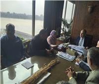 وزير الري يوجه باستمرار حالة الطوارئ لمواجهة تداعيات العواصف المطرية