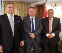 اتفاق مبدئي بين «قطاع الأعمال» و«العربية للتصنيع» للتعاون في إنتاج الإطارات