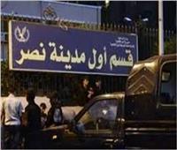 قسم شرطة مدينة نصر ينقذ سيدة بلا مأوى