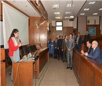 جامعة القاهرة تجري أول تجربة للتعليم الإليكتروني بنجاح بعد تعليق الدراسة أسبوعين
