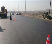 فتح طريق الصحراوي الشرقي والشيخ فضل بعد تحسن الأحوال الجوية
