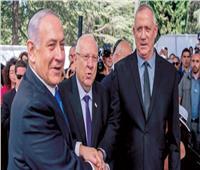 خطوة للإطاحة بنتنياهو.. الرئيس الإسرائيلي سيطلب غدًا من جانتس تشكيل حكومة