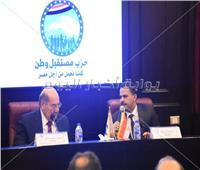 رئيس «مستقبل وطن» الجديد يعقد أول اجتماع مع قيادات الحزب