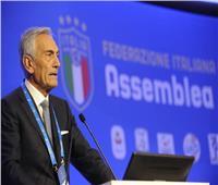 الاتحاد الإيطالي يطالب بتأجيل «يورو 2020» بسبب فيروس كورونا