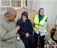 رفضت «التدخل السريع» وتتقاضى 3000 جنيه شهريًا.. القصة الكاملة لـ«عجوز الأمطار»