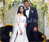 صور| نجوم الكرة يحتفلون بزفاف محمد صبحي