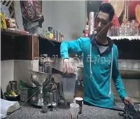 صور| إنقاذًا لأكل العيش.. القهاوي البلدي تلجأ للأكواب الورقية لعدم انتشار كورونا