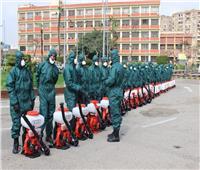 تطهير ومقررات على فلاشة| «الجامعات المصرية» تحارب فيروس كورونا