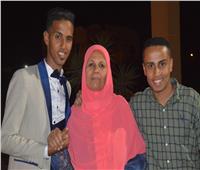 «عزيزة» الأم المثاليه في الوادي الجديد: زوجي مات وأعانني الله على تربية أولادي