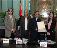 ننشر أسماء المكرمين من البحوث التطبيقية بجامعة عين شمس