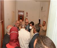 جامعة أسيوط تخصص غرف عزل للكشف عن الإصابة بـ« كورونا»