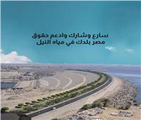 68 ألف مصري بالخارج يدعمون حق مصر بمياه النيل إليكترونيا