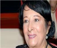 سميرة عبد العزيز: سعيدة بتكريم قرينة الرئيس.. و«أم كلثوم» أحب أعمالي