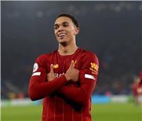 «أرنولد» يحصد جائزة لاعب شهر فبراير في ليفربول