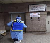 جامعة المنصورة: لا حالات كورونا بمركز الجهاز الهضمي.. وسلبية تحليل «أستاذ الطب»