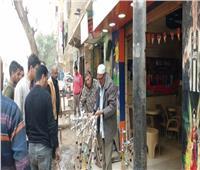مصادرة 1610 «شيشة» بأحياء المنطقة الشرقية في القاهرة