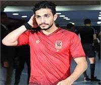 أيمن أشرف يعلن تمديد تعاقده مع الأهلي لمدة موسم