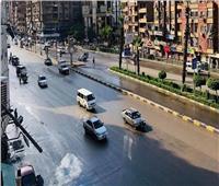 سيولة مرورية بشارع فيصل.. والسكان أكثر التزاما بقرارات الحكومة