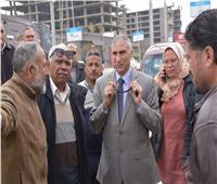 هيئة المجتمعات العمرانية تتفقد المشروعات الجارى تنفيذها بالقاهرة الجديدة