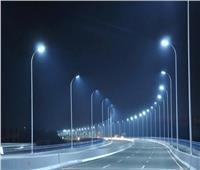 جهاز مدينة السادات يجري صيانة لشبكات الكهرباء بالمدينة