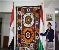 سفارة طاجيكستان بالقاهرة تحتفل بعيد «النوروز»