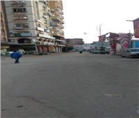 إلغاءالسوق الأسبوعي لمدينة طوخ لمواجهة كورونا