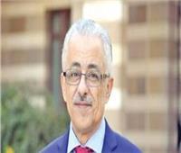 «شوقي» يستعرض خطة الوزارة للتحول الرقمي وتطوير التعليم الحكومي