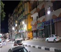 إغلاق المحلات التجارية والكافيهات والمقاهي والمطاعم بالوادي الجديد