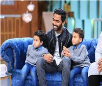 جنات وويزو ودينا رامز وحسين الشحات.. كواليس حلقتي منى الشاذلي في عيد الأم