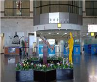 المطارات المصرية تواصل تنفيذ الخطة الوقائية لمواجهة «كورونا»