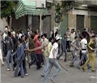 معركة بـ«الحجارة» بسبب «لعب العيال» في المنيا