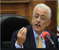 طارق شوقي يكشف البحث والمشروع الخاص بامتحانات النصف الثاني