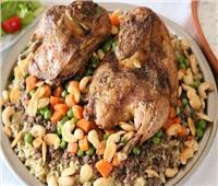 طبق اليوم .. «أوزي الدجاج»