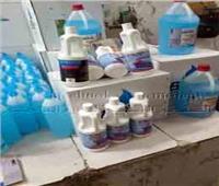 أمن القاهرة: ضبط مصنع مستلزمات طبية مجهولة المصدر بالساحل