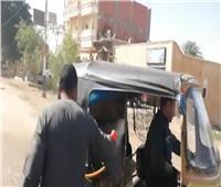 فيديو| «اديله في وشه».. كوميديا وبساطة المصريين في مواجهة كورونا