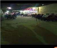 أمسك مخالفة| مقهى «بولاق الدكرور» يتحدى القانون ويهدد أرواح المواطنين .. فيديو