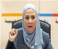 وزيرة التضامن: الرئيس شدد على حماية مؤسسات الرعاية من كورونا
