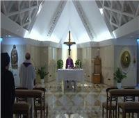 البابا فرنسيس يصلي من أجل ضحايا «كورونا»
